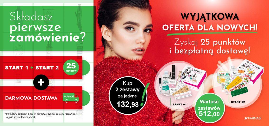 Farmasi polska pierwsze zamówienie